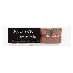 Lichfields Chocolate Brownie 65g-Online Groceries EUK Store