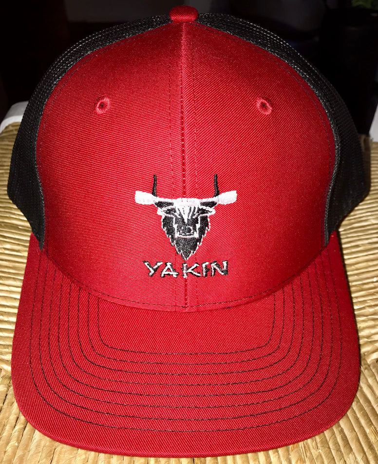 This original YAKIN trucker hat is one you will love!