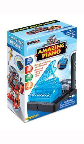 Amazing Piano D.I.Y. Educational Science Kit