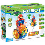 Amazing Toy Greenex D.I.Y. Scientific Robot Interactive Science Learning Kit