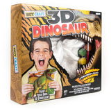 Boy Craft 3D Plaster Dinosaur by Horizon Group USA