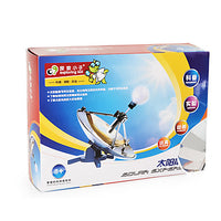 Solar Powered Toys Model Building Kits Science & Discovery Toys Toys Solar Powered Plastics Children's Pieces