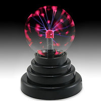 LED Lighting Toys Plasma Ball Science & Discovery Toys Educational Toy Toys Sphere Glass Kids 1 Pieces
