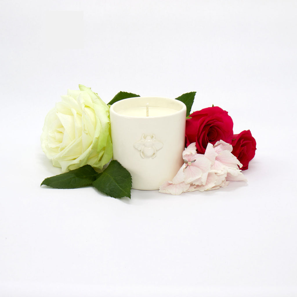 Limited Edition Rose Cottage Candle