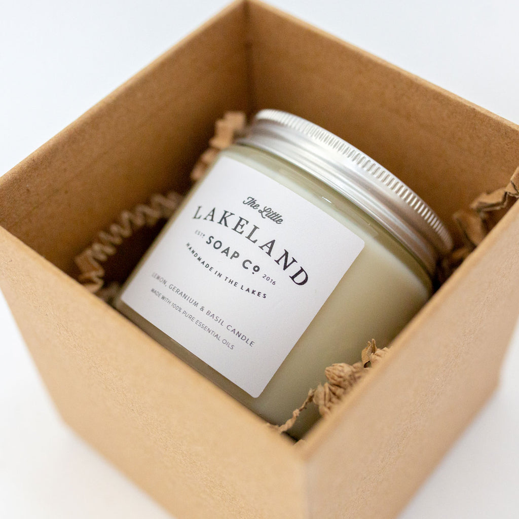 Candle - Gift Box