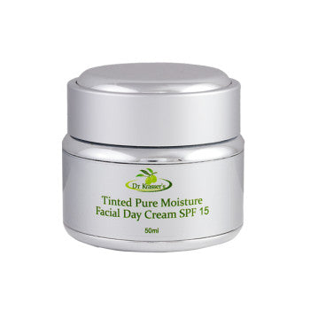 Dr Krasser's Tinted Pure Moisture Facial Day Cream SPF 15 - The-WellnessCo.