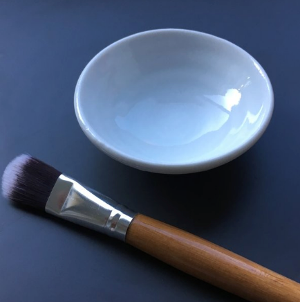 Soak Byron Bay - Mixing And Application Brush For Clay Mask - The-WellnessCo.