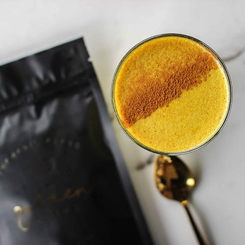 Golden Grind  - Turmeric Latte Blend 100g - The-WellnessCo.