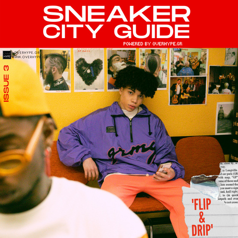 OVERHYPE Sneaker City Guide ISSUE 3