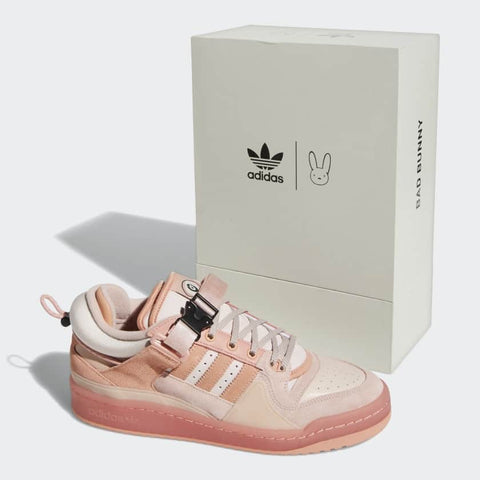 Bad Bunny x adidas Forum Easter Egg