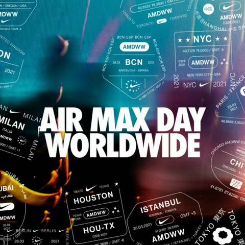 AIR MAX DAY WORLDWIDE