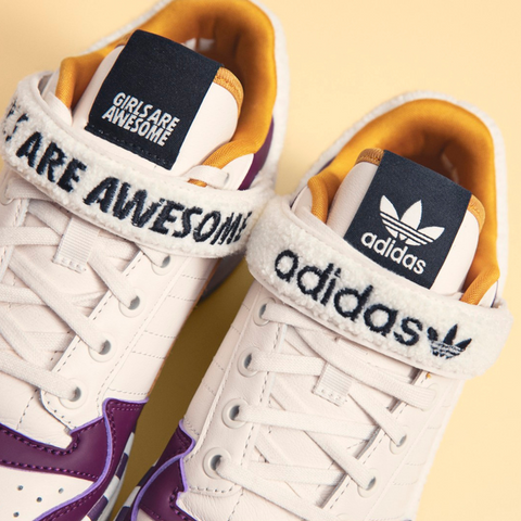 Girls Are Awesome x adidas Originals