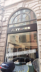 AIRNESS BASKETBALL STORE MILAN  ITALY