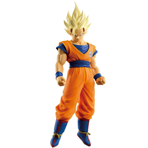 Banpresto Dragon Ball: Super Scultures Colosseum 6 (Vol.2) Super Saiyan 2 Son Goku Statue (17cm)
