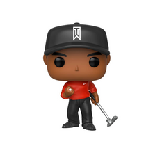 Funko POP! Golf: Tiger Woods - Tiger Woods (Red Shirt) #01 Vinyl Figure