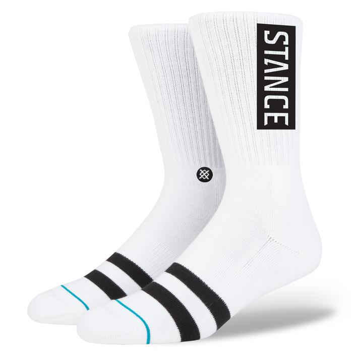 Stance socks OG white