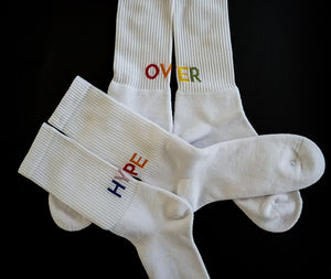OVERHYPE One ❤️ socks