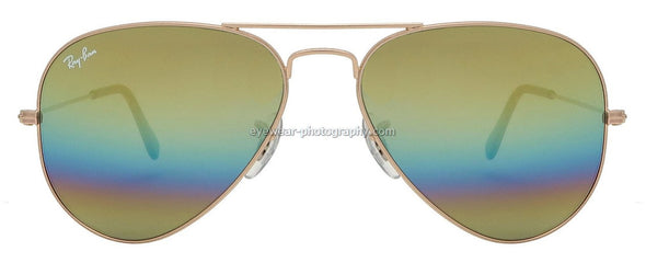 RB3025-9020/C4 straight shot Ray Ban photography