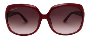 Sunglasses Photography Brand Ferragamo-Front