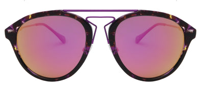 Mirrored Sunglasses Product Shots-Front