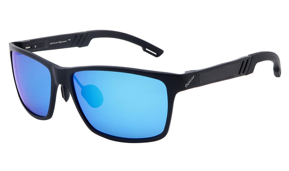 Wayfarer Blue product photography