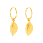 Earrings - Leafs