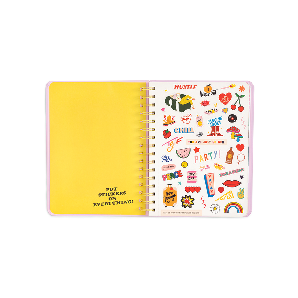 Planner 13-Month Medium [2018/2019] - Going Places