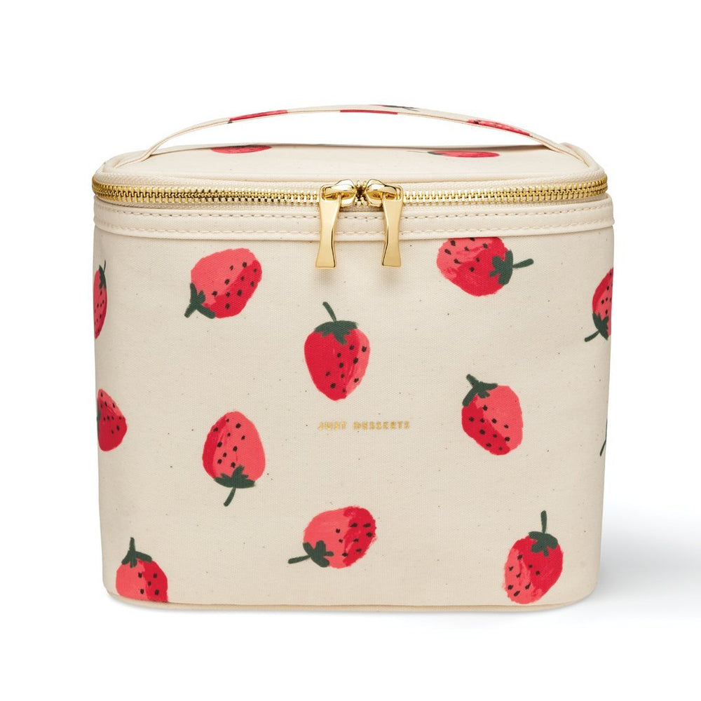 Lunch Tote - Strawberries