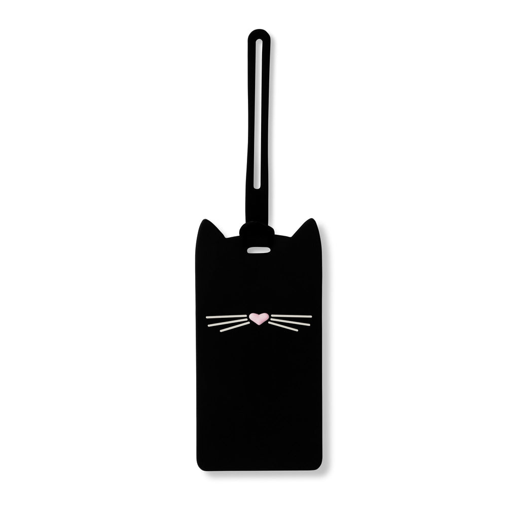 Luggage Tag - Cat