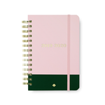 17 Month Planner Medium - Color Block