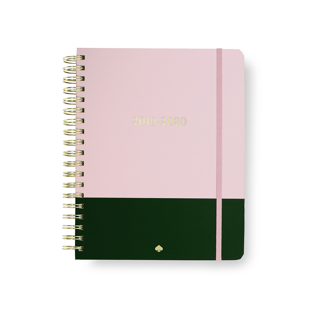 17 Month Planner Mega - Color Block