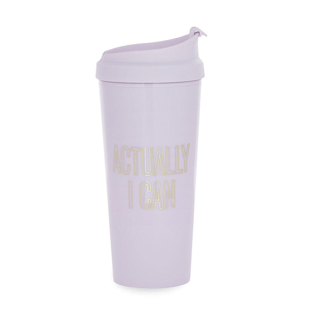 Thermal Mug - Actually I Can
