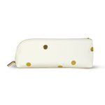Pencil Case - Gold Dot