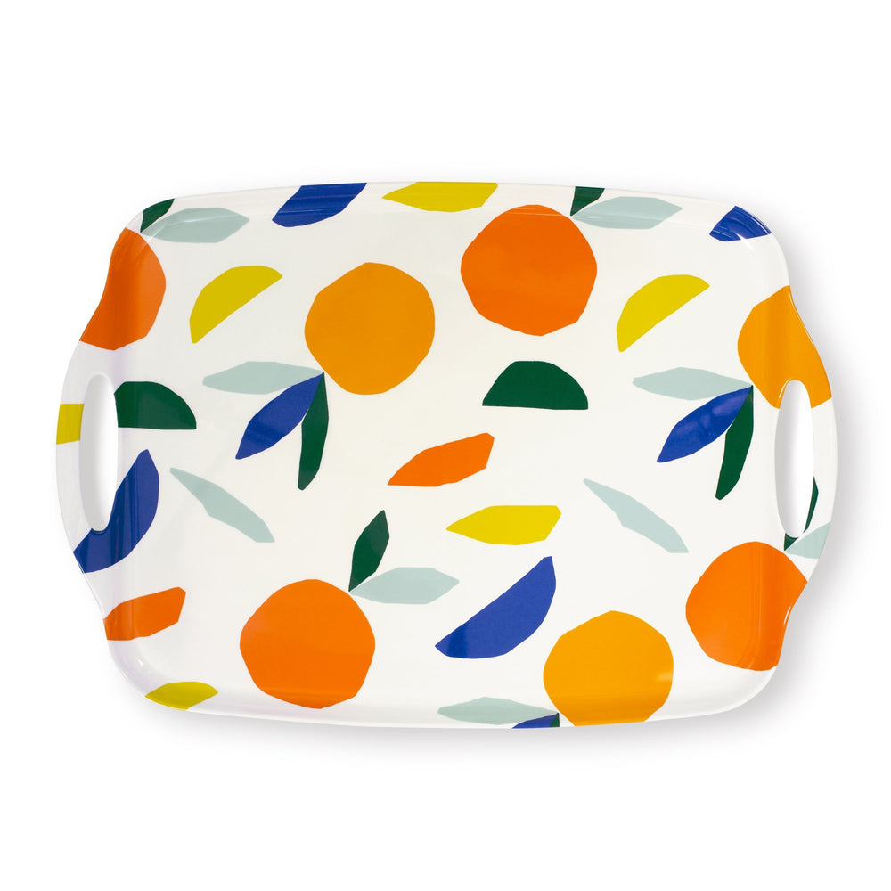 Serving Tray - Citrus Twist