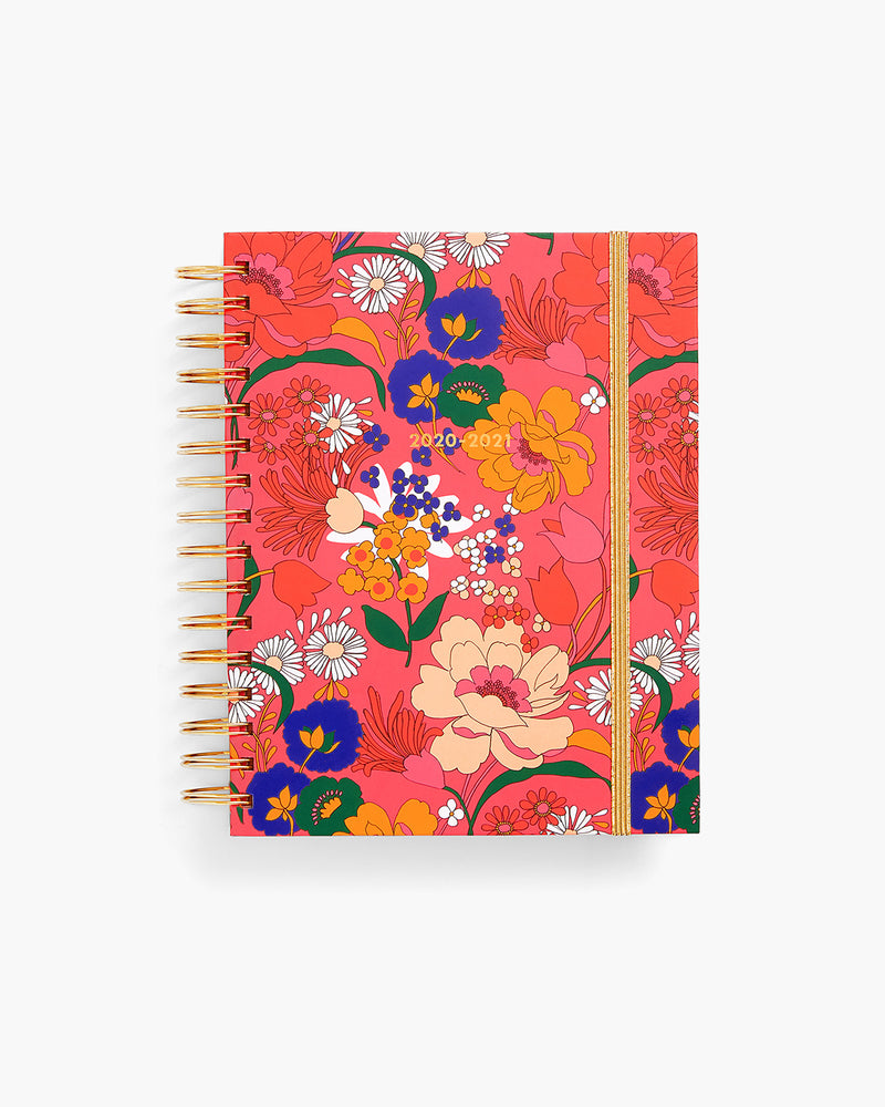 Planner 17-Month [2020/2021] Medium - Pink Super Bloom