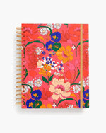 Planner 17-Month [2020/2021] Large - Pink Super Bloom
