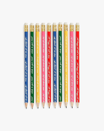 Write On Pencil Set - How Are You Feeling?