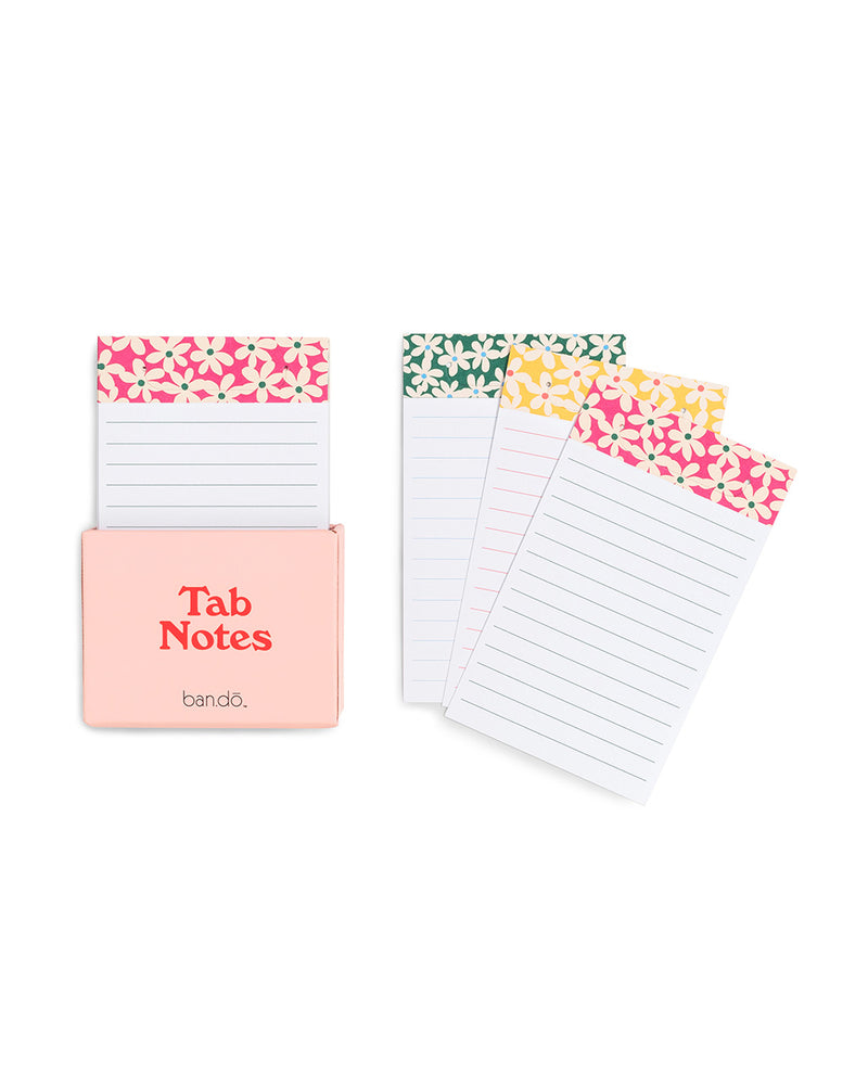 Take Note! Tab Notes - Daisies