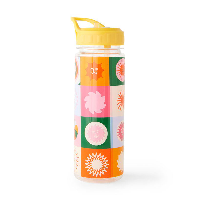 Work It Out Water Bottle - A Ton Of Sun