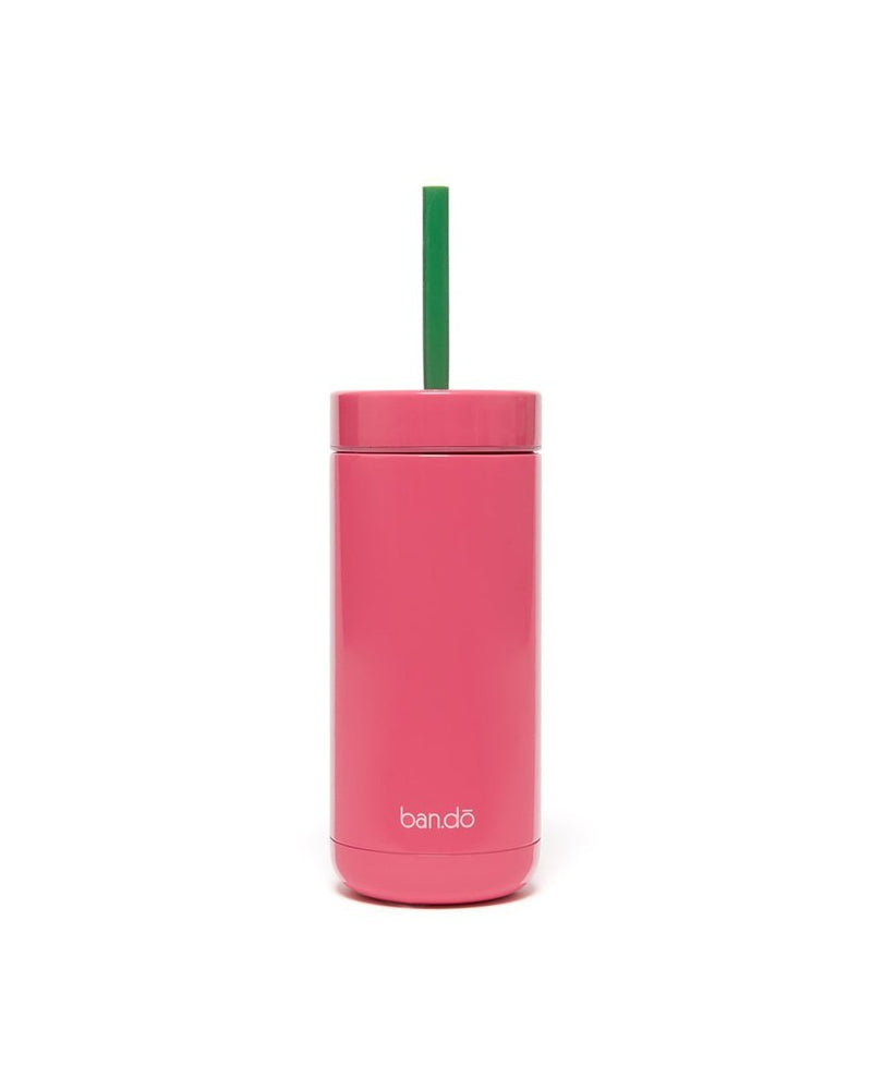 Stainless Steel Tumbler - Make Time For Sunshine