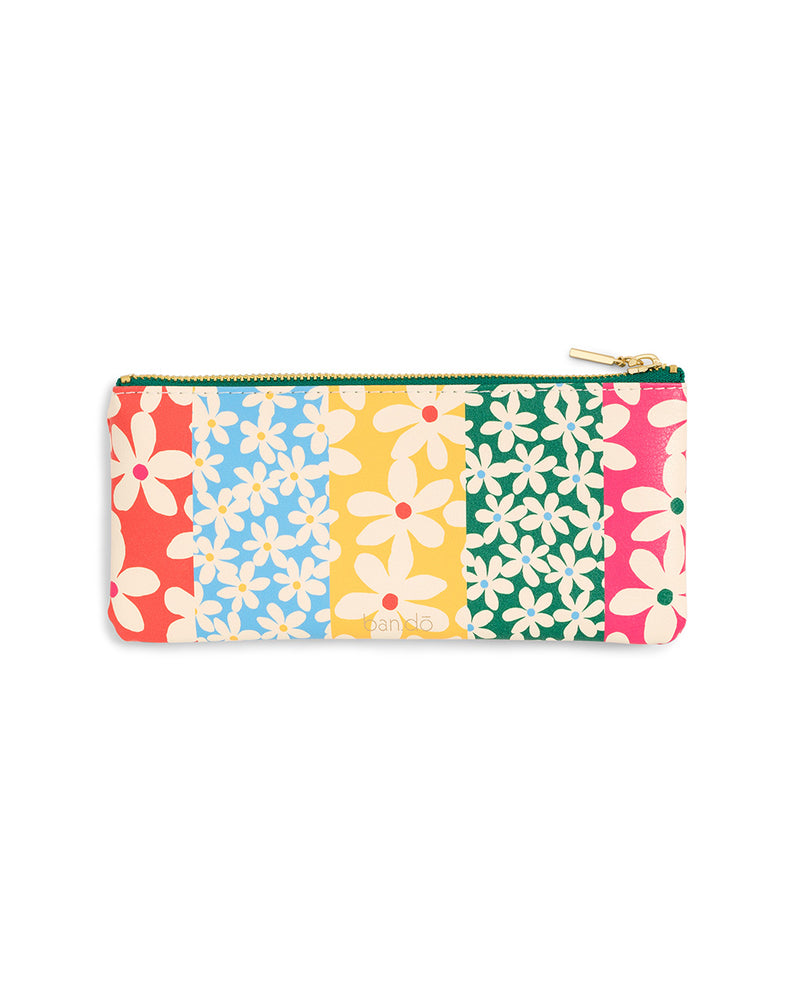 Get It Together Pencil Pouch - Daisies