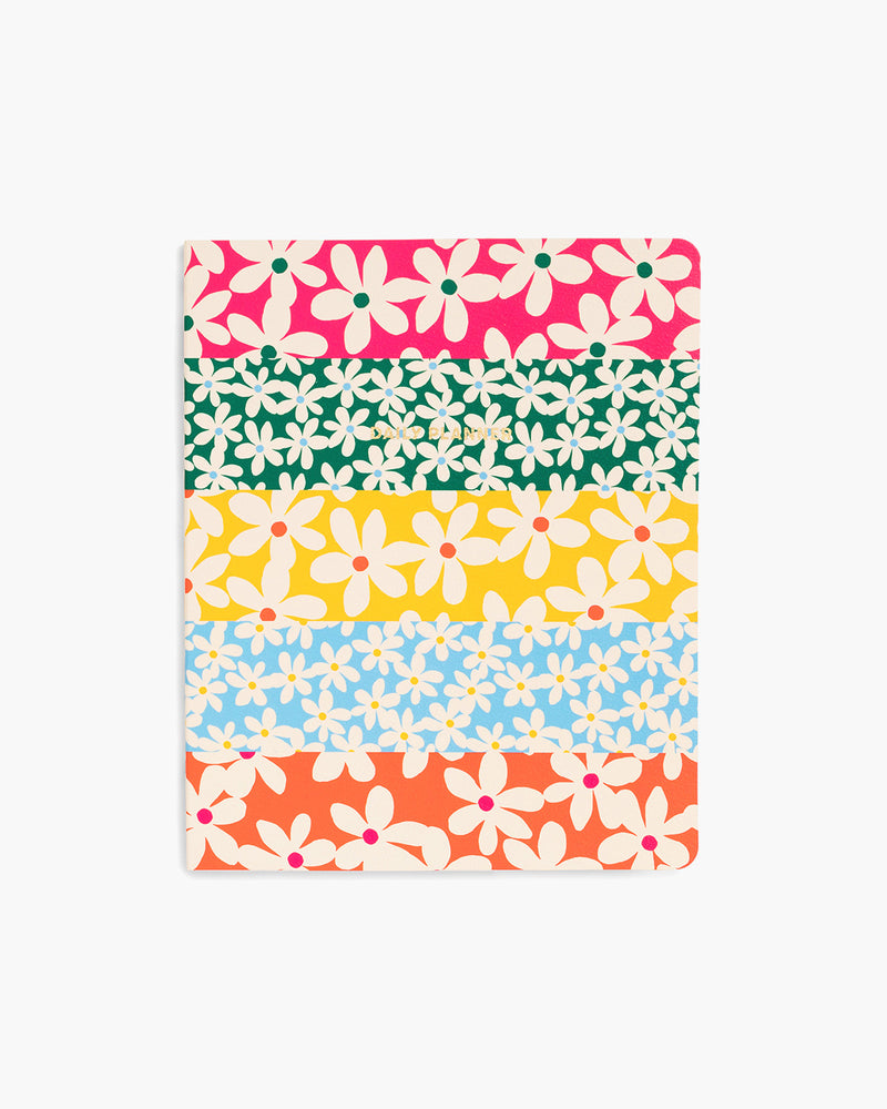 Undated To-Do Planner - Daisies