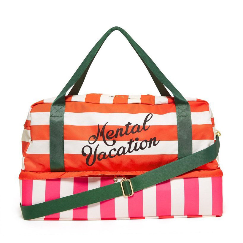 The Getaway Traveler Bag - Mental Vacation