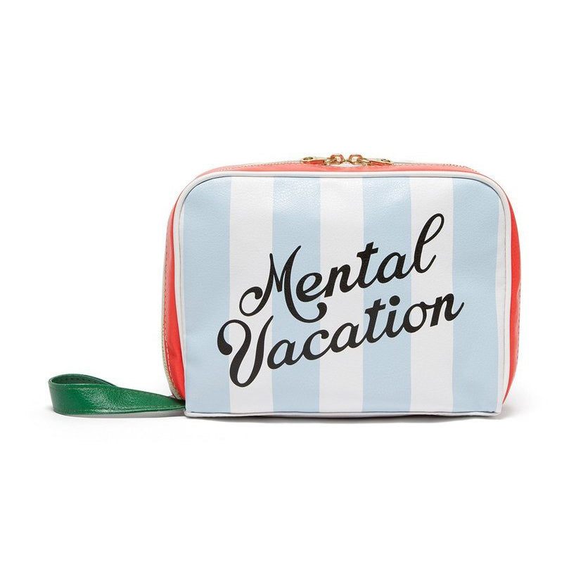The Getaway Toiletries Bag - Mental Vacation