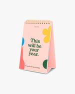 Best Year Ever Desk Calendar - 2021