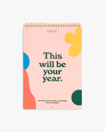 Best Year Ever Wall Calendar - 2021