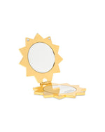 Looking Good Compact Mirror - Golden Girl
