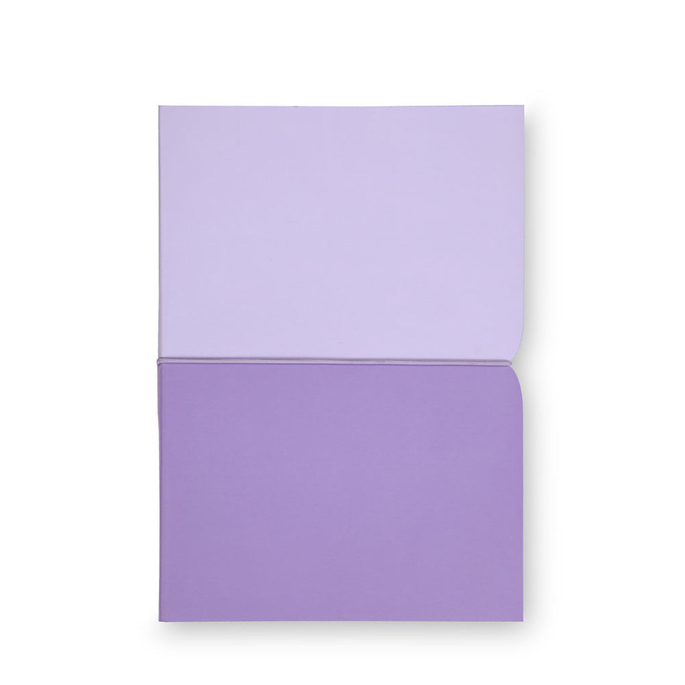 Plunge Notebook - Lilac