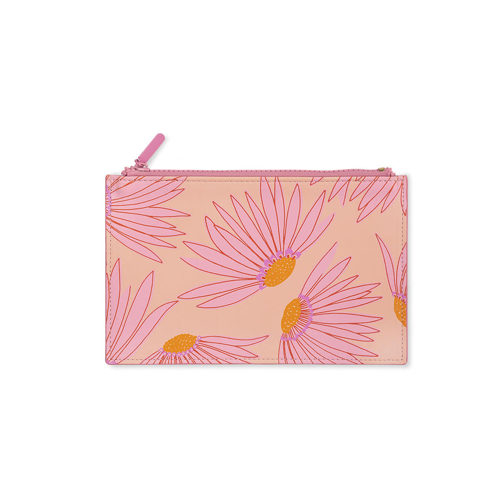 Pencil Pouch - Falling Flower
