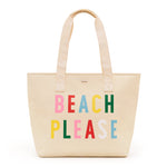 Just Chill Out Cooler Bag - Beach Please